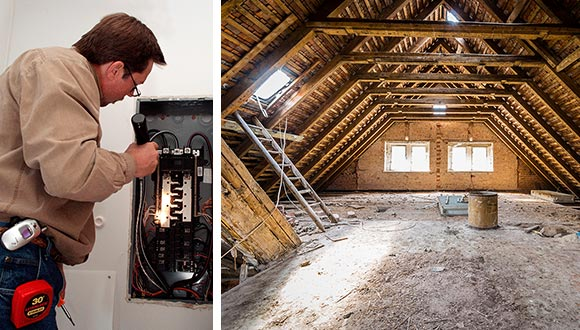 Home maintenance inspections from American Elite Home Inspections