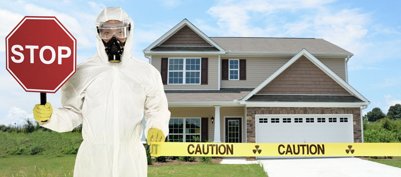 Have your home tested for radon by American Elite Home Inspections