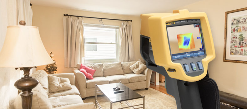 Get a thermal (infrared) home inspection from American Elite Home Inspections
